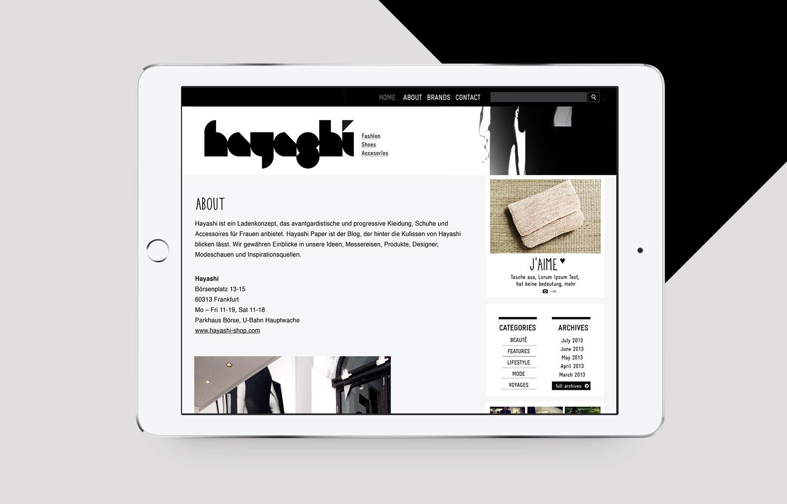 hayashi frank rocholl. Black Bedroom Furniture Sets. Home Design Ideas
